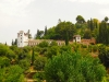 View of Generalife from Alhambra Palace